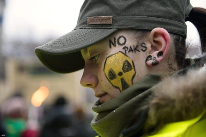 Paks2: tényleg nincs visszaút? - ClimeNews - Hírportál | Fotó: Koszticsák Szilárd / MTI
