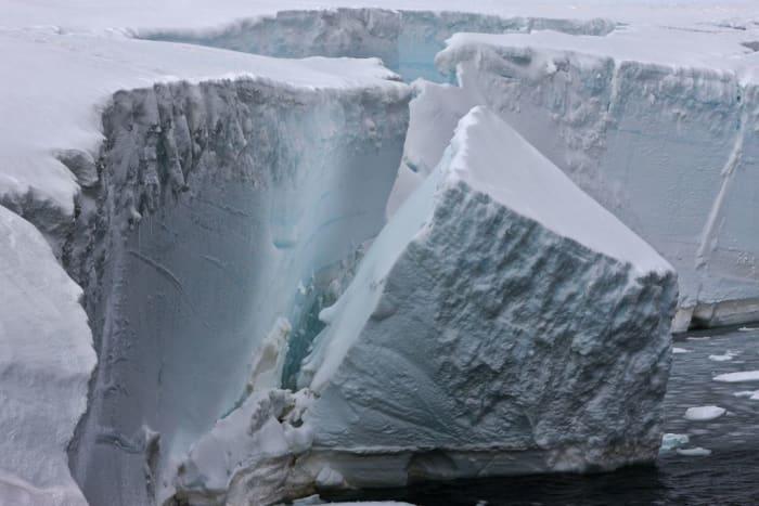 Rohamtempóban olvad az Antarktisz   ClimeNews - Hírportál