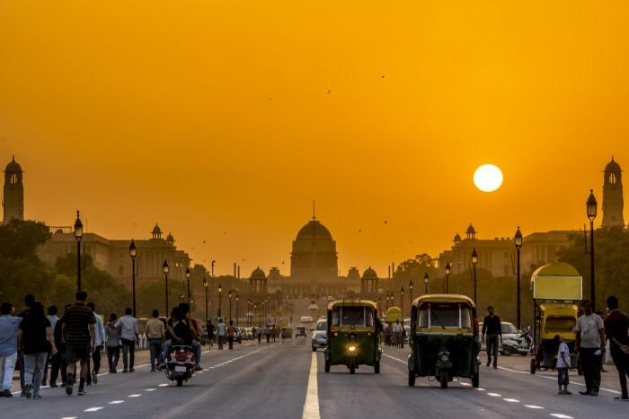 A szemét és az emberi jóság Indiában   ClimeNews - Hírportál