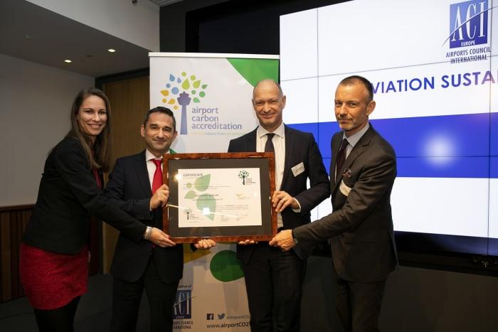 Három éve karbonsemleges a Budapest Airport   ClimeNews