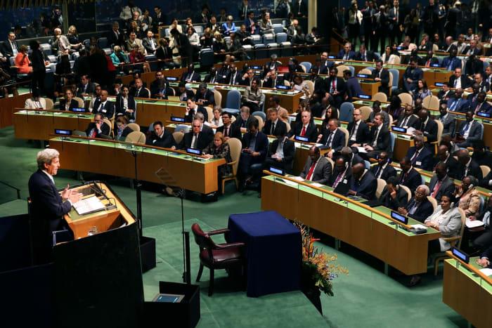 Az ígéret most már nem elég - Aláírták a Párizsi Klímaegyezményt New York-ban - ClimeNews
