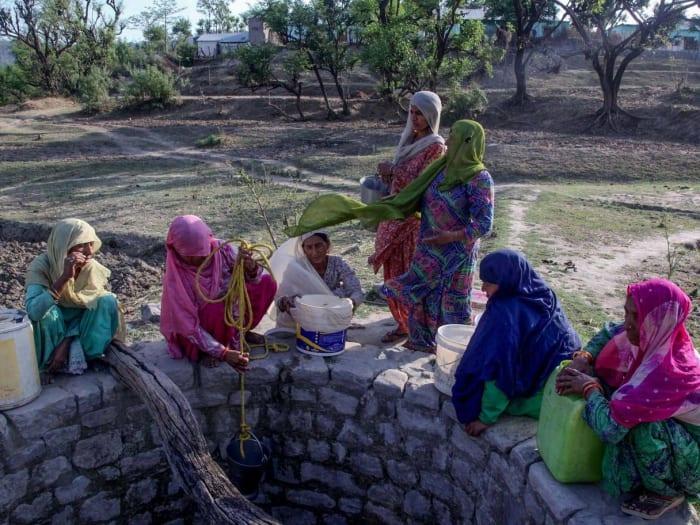 Félünk az életünkért és a megélhetésünkért - indiai gazda   ClimeNews - Hírportál