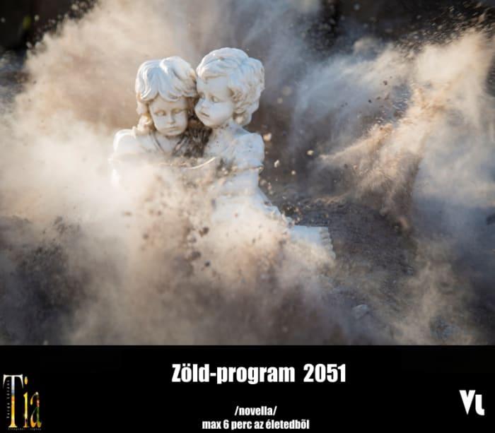 Varga Lóránt - Zöld-program 2051   ClimeNews - Hírportál