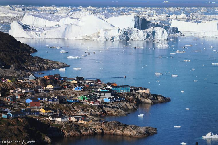 Greenland: A Laboratory For The Symptoms Of Global Warming | ClimeNews