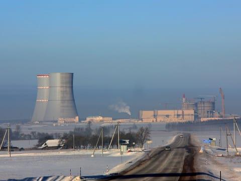 Fel kell függeszteni a belaruszi asztraveci atomerőmű üzembe helyezését | ClimeNews