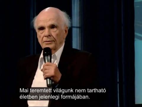 László Ervin – Az Önfelismerő Kozmosszal Integráns Tudatosság