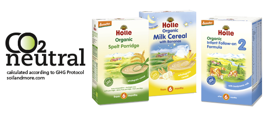 Szén-dioxid semleges termékekkel a Holle baby food AG   ClimeNews