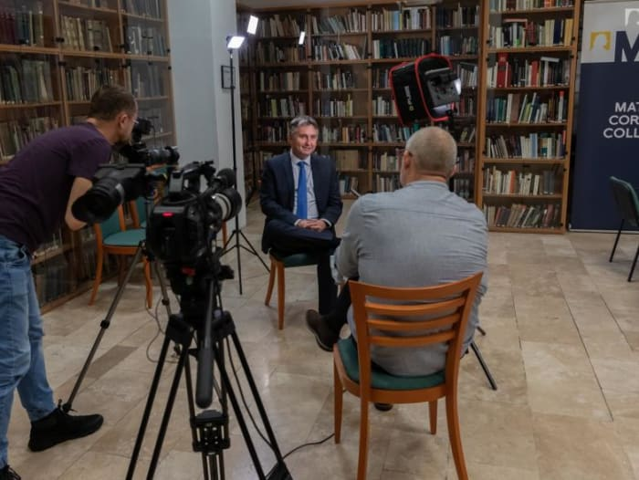 Demkó Attila geopolitikai szakértő: A túlnépesedés lesz a problémánk
