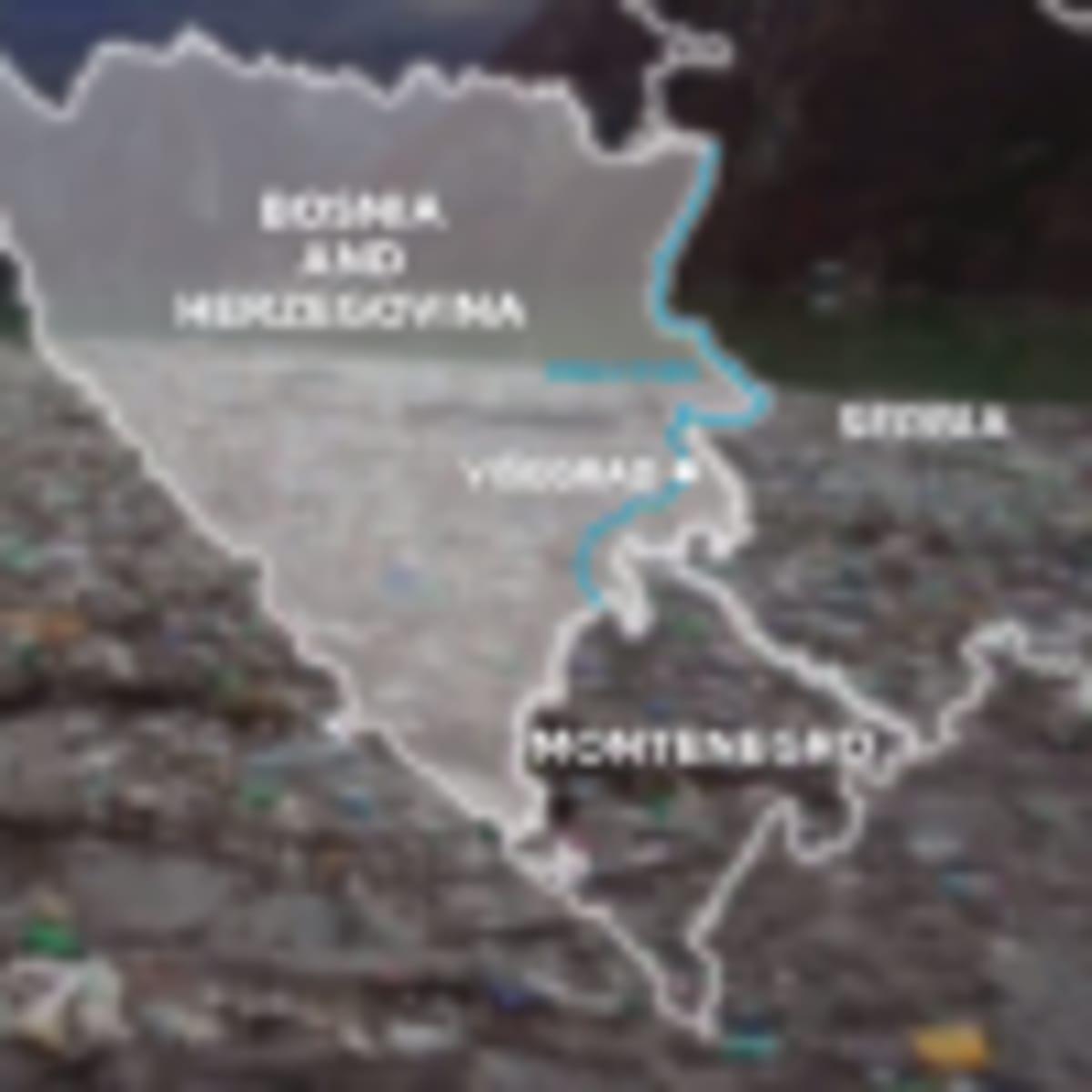 Illegális hulladéktelepek szemete a folyókon   ClimeNews - Hírportál