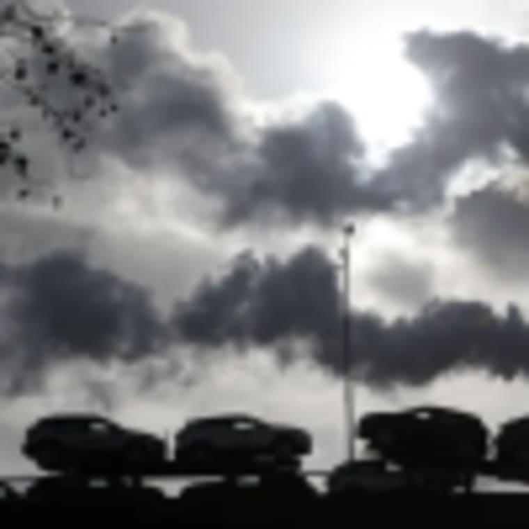 Rekordmagas a légkör szén-dioxid-szintje   ClimeNews
