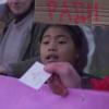 COP25 - 8 éves indiai gyerek tüntet Madridban   ClimeNews