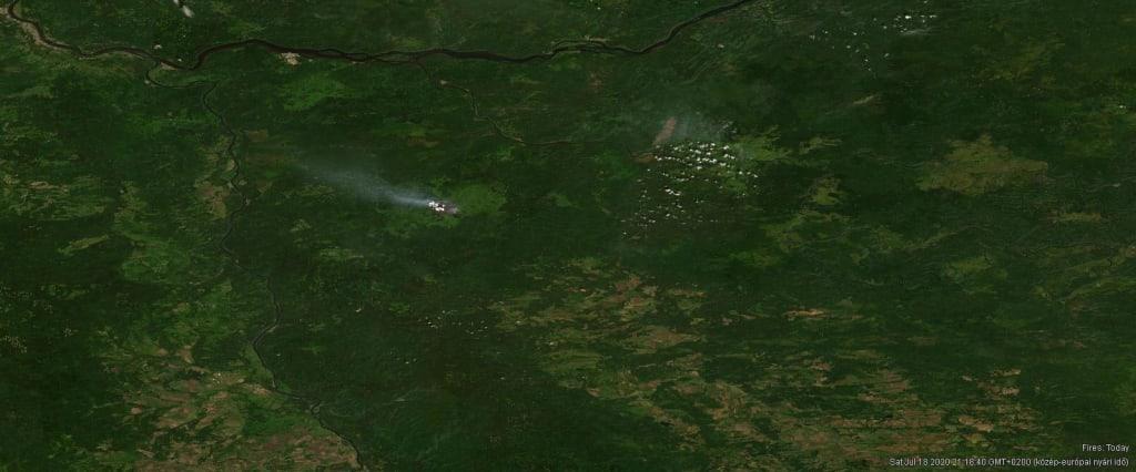 Szibéria tüzek: a globális felmelegedés a kiváltó ok | ClimeNews