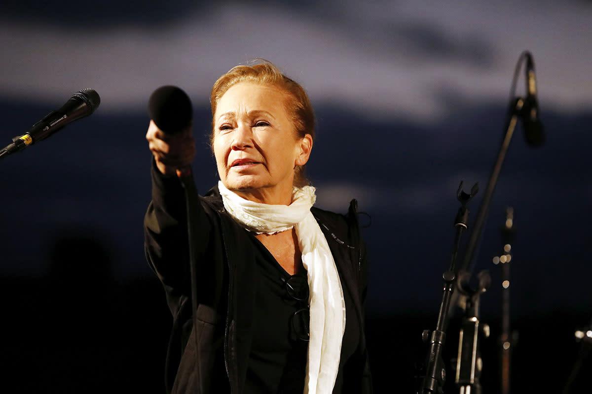 Udvaros Dorottya, színművésznő és Greenpeace-nagykövet