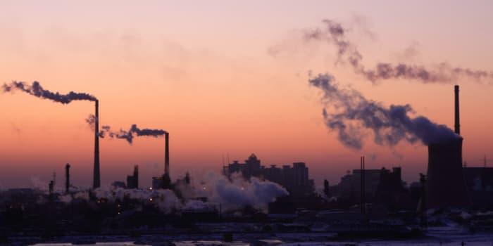 CHINA POLLUTION   ClimeNews - Hírportál