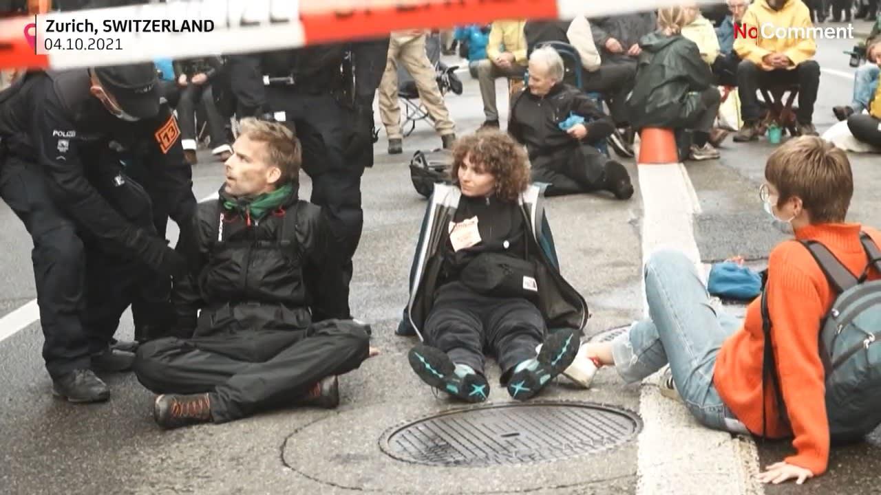 Klímaaktivisták lendületben | ClimeNews - Hírportál