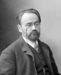 Émile Zola (1840-1902)   francia író és műkritikus