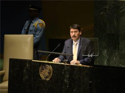 Ader-mti - közgyűlés | ENSZ Közgyűlés – Áder cselekvést sürgetett...