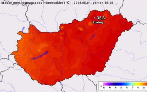 Rekord meleg május volt Európában   ClimeNews - Hírportál