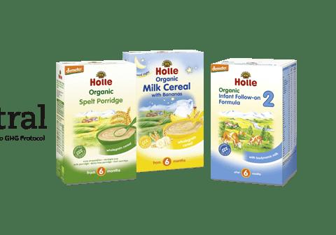 Szén-dioxid semleges termékekkel a Holle baby food AG | ClimeNews