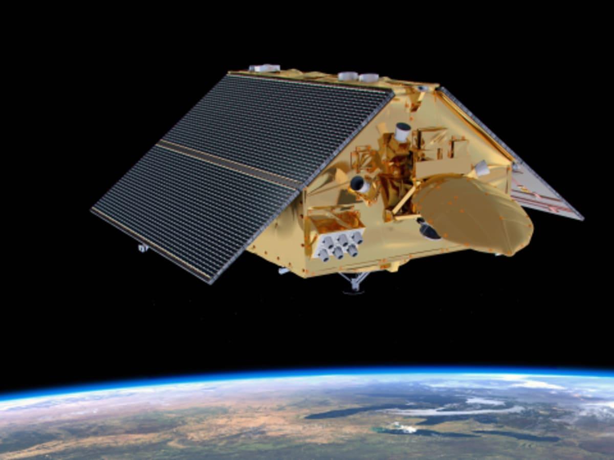 Sentinel 6 | NASA: Emelkedő víz | ClimeNews - Hírportál