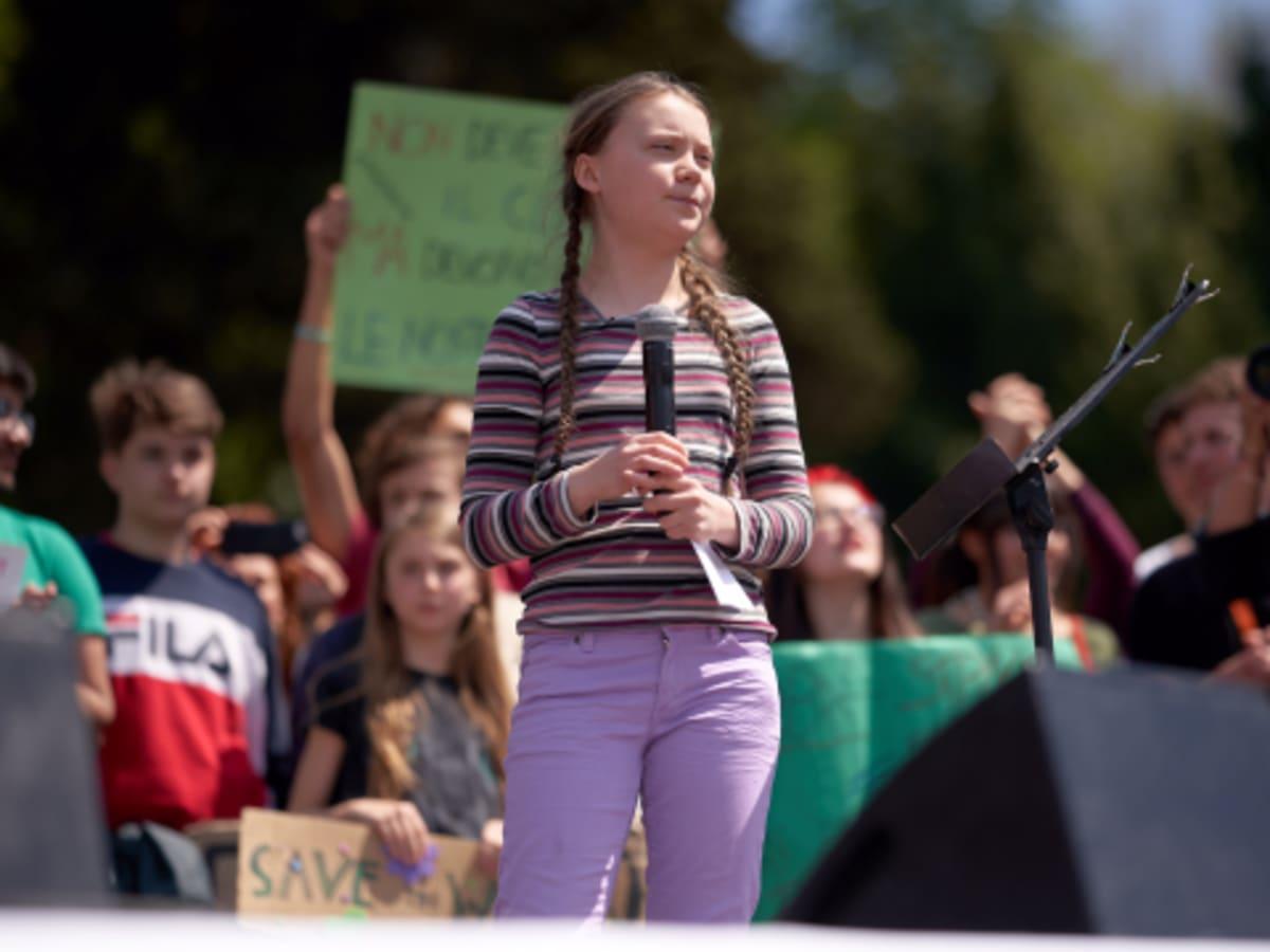 Addig nem állunk meg, amíg nem végeztünk! - Greta Thunberg | ClimeNews