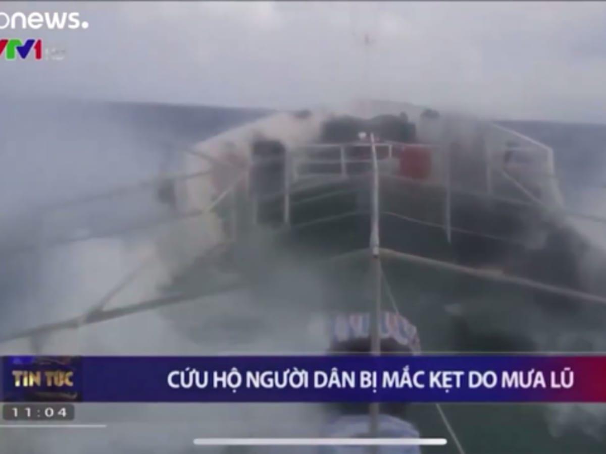 Elárasztotta Vietnam középső részét a Molave tájfun   ClimeNews