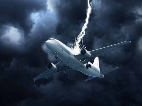 Az éghajlatváltozás a repülésben már nem vicces!