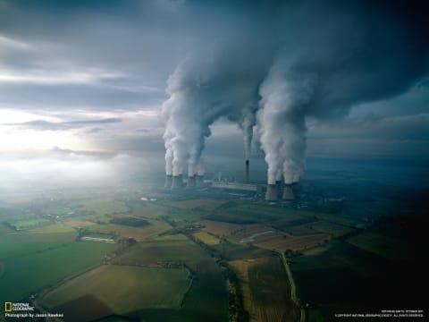 Szigorú világ jön az erőművekre - ClimeNews - Unnatural carbon surge power plant