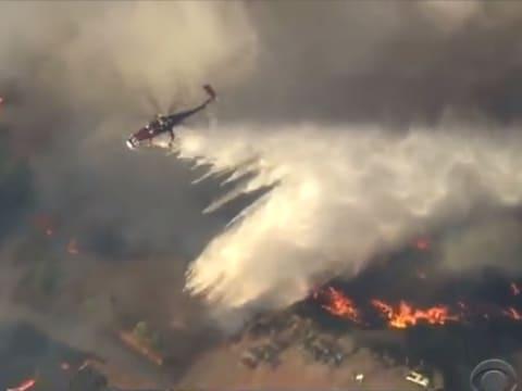 Dél-Kalifornia lángokban   ClimeNews - Hírportál