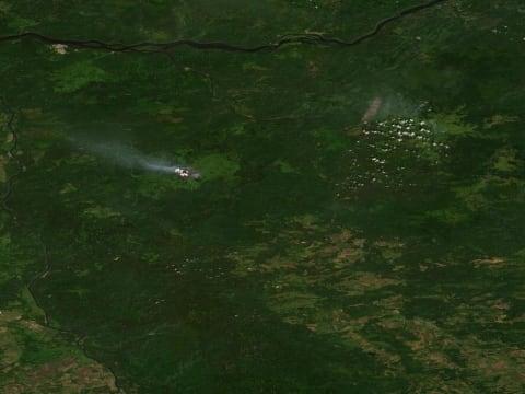 Szibéria tüzek: a globális felmelegedés a kiváltó ok   ClimeNews