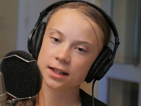 Greta Thunberg: Az emberiség még nem bukott meg | ClimeNews