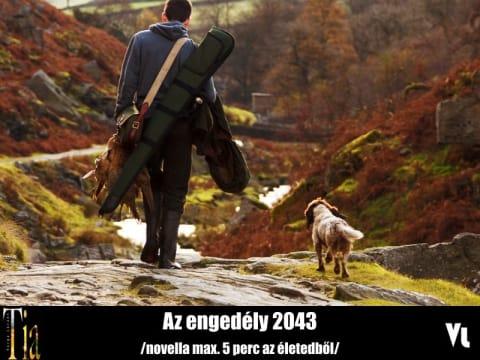 Varga Lóránt - Az engedély 2043