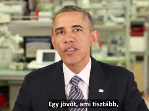 Obama legnagyobb lépése a klímaváltozás ellen   ClimeNews - Hírportál