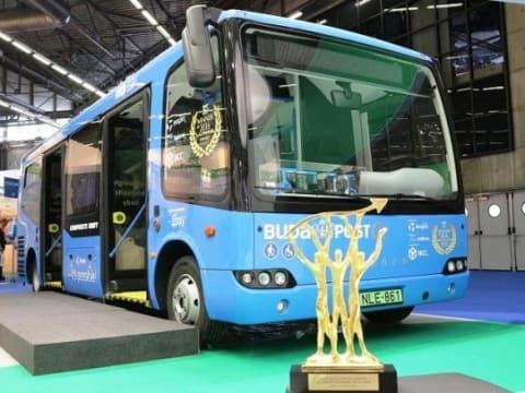 Egyenesen Párizsig ment egy BKV-busz - ClimeNews