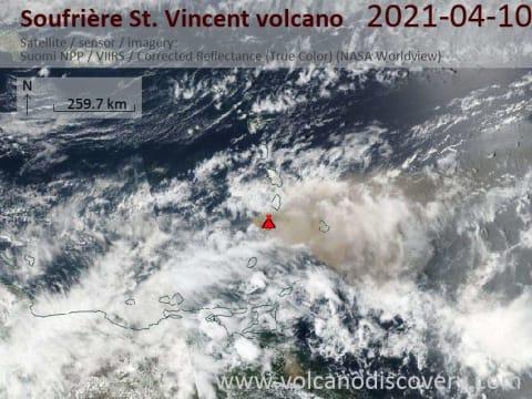 A 21. század egyik legsúlyosabb vulkánkitörése zajlik | ClimeNews