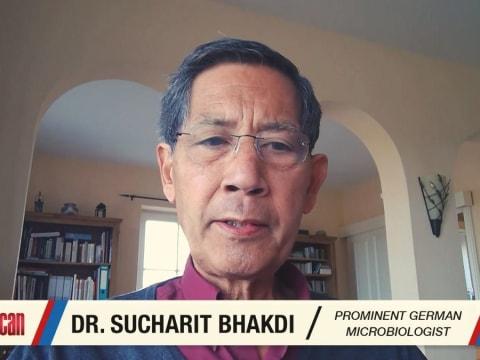 Dr. Sucharit Bhakdi sokadszorra figyelmeztet   ClimeNews