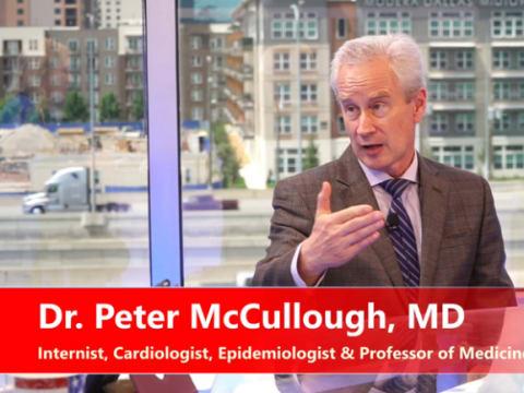 Dr. Peter McCullough - rendkívüli interjú | ClimeNews
