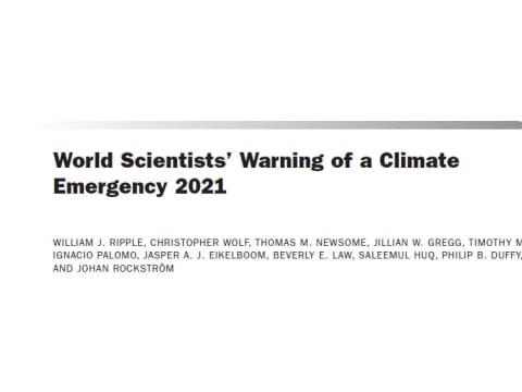 Éghajlati vészhelyzet - 2021 frissítés | ClimeNews