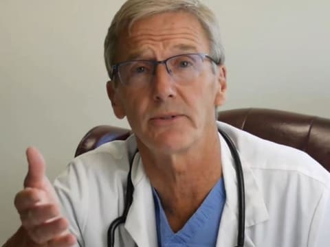 Dr. Scott Jensen pszichológus és politikus | ClimeNews
