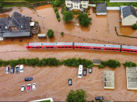 Egyre több pusztító árvíz jön