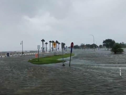Ida hurrikán elérte Louisianát | ClimeNews