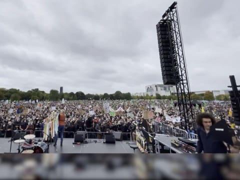 80 országban, 1400 helyszínen tartottak klímavédelmi tüntetést