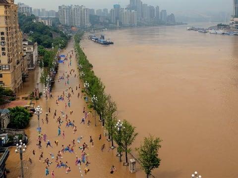 Természeti katasztrófa Hongkongban! | ClimeNews