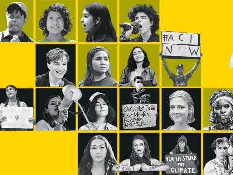 A 'Z' generáció a világ megmentéséről: fiatal klímaaktivisták szólalnak meg
