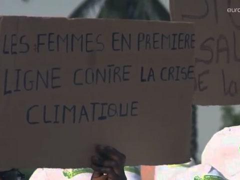 Szenegáli nők: egy halott bolygón nem lesz, aki örüljön a pénznek