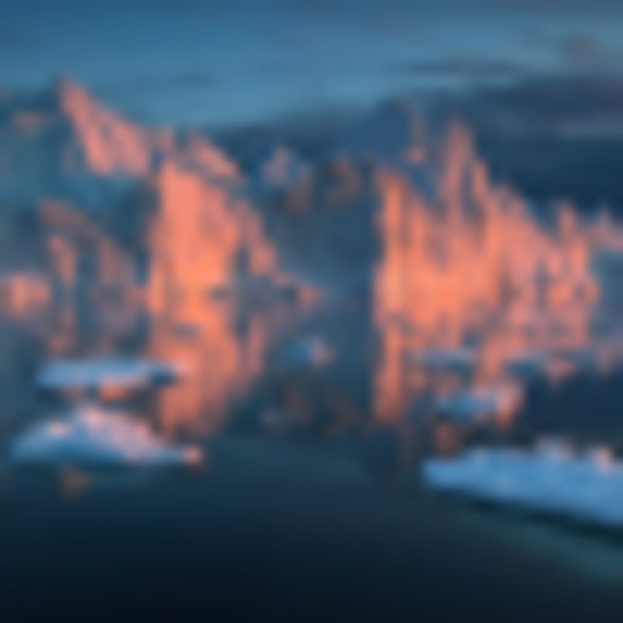 Szokatlan hőség a sarkvidéken