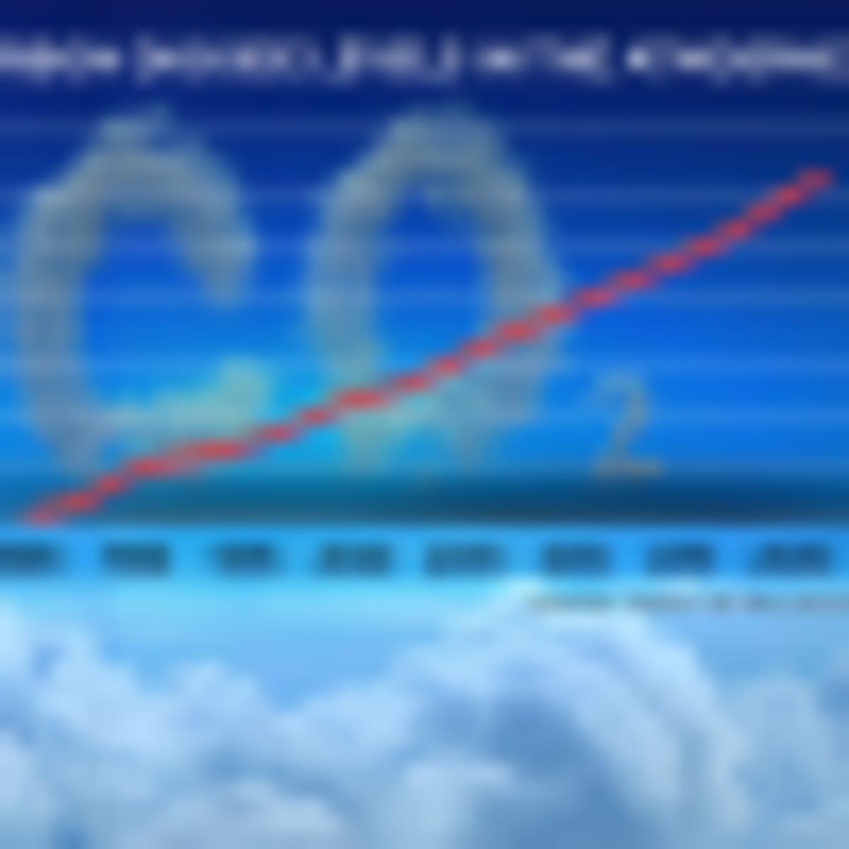 A kijárási korlátozások ellenére sem csökkent a légkör CO<sub>2</sub>-tartalma