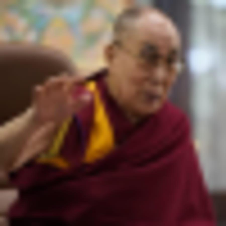 "Dalai Láma: ""Buddha zöld lenne"""