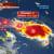 Élőben követheti a Dorian hurrikán útvonalát (frissítve)