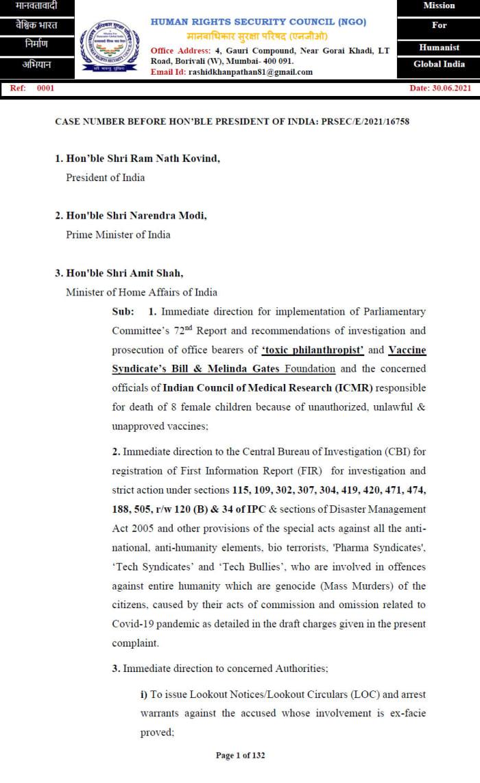 A 132 oldalas panasz sürgeti a minisztereket, hogy sürgősen vizsgálják meg a helyzetet